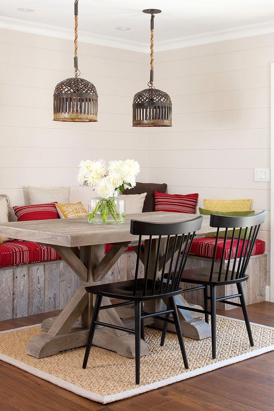 Our Best Breakfast Room Banquette Ideas Home Decor Kitchen