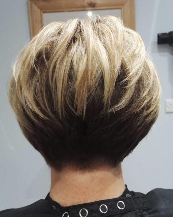 Graduated Bob Hairstyles For Fine Hair Graduated Bob Hairstyles Thick Hair Styles Bob Haircut For Fine Hair