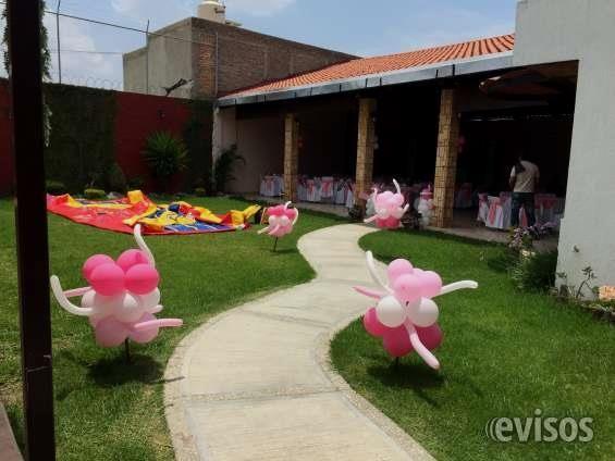 Terrazas Para Fiestas Infantiles Cerca Del Estadio Jalisco