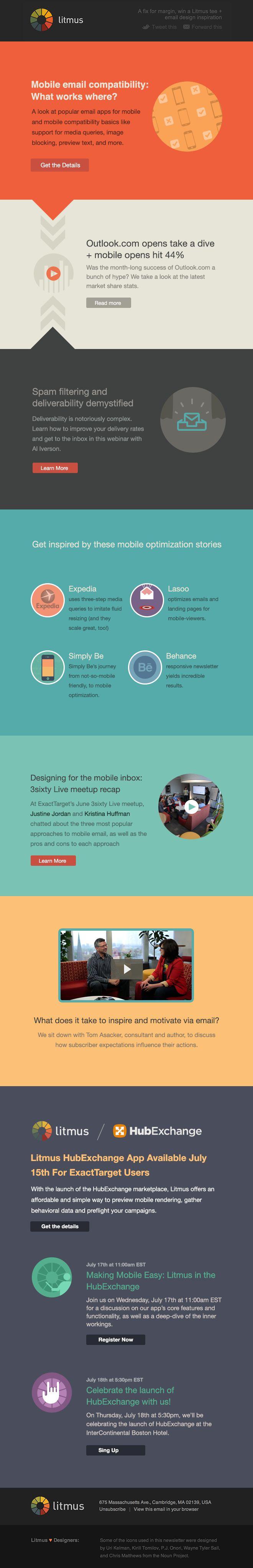 Newsletter Webdesign Pinterest Ui Inspiration And Site Design - Web design newsletter template
