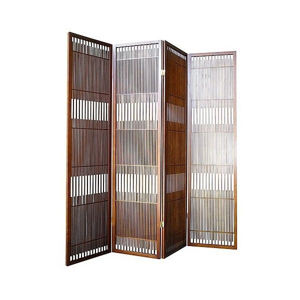 3 Panel Room Divider Black ($225) ❤ liked on Polyvore featuring
