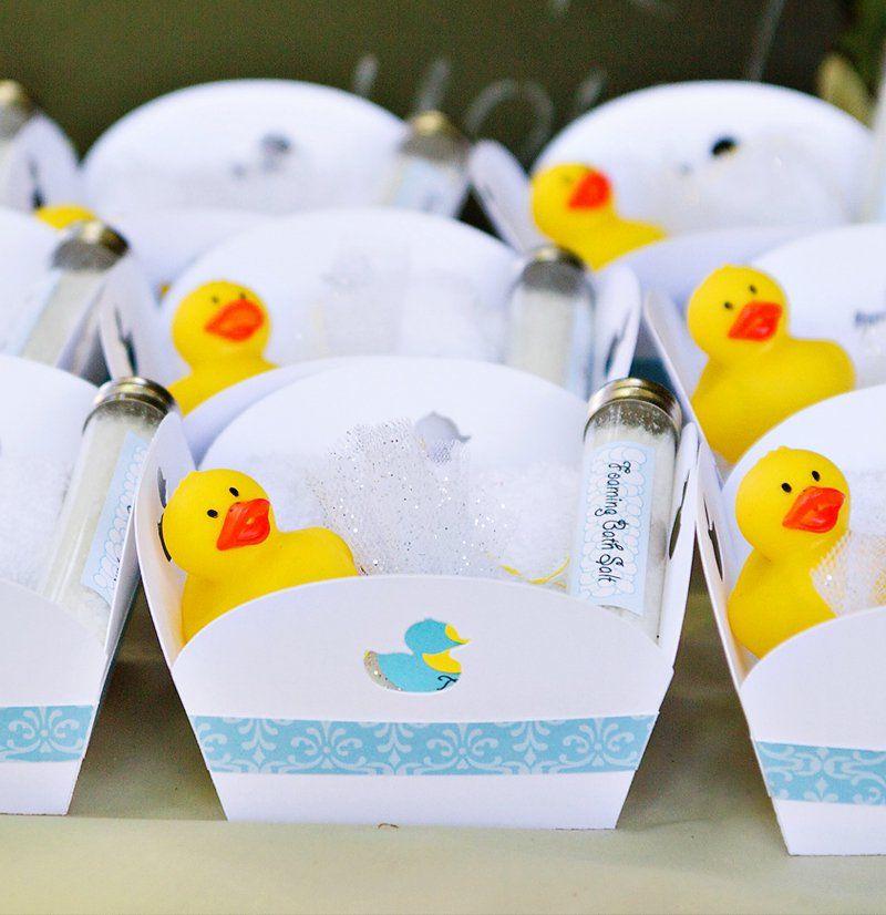 Baby Shower Duck