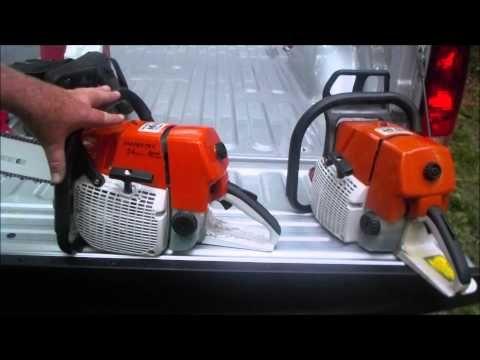 Farmertec/Huztl MS660 Update (made in China Stihl copycat) - YouTube