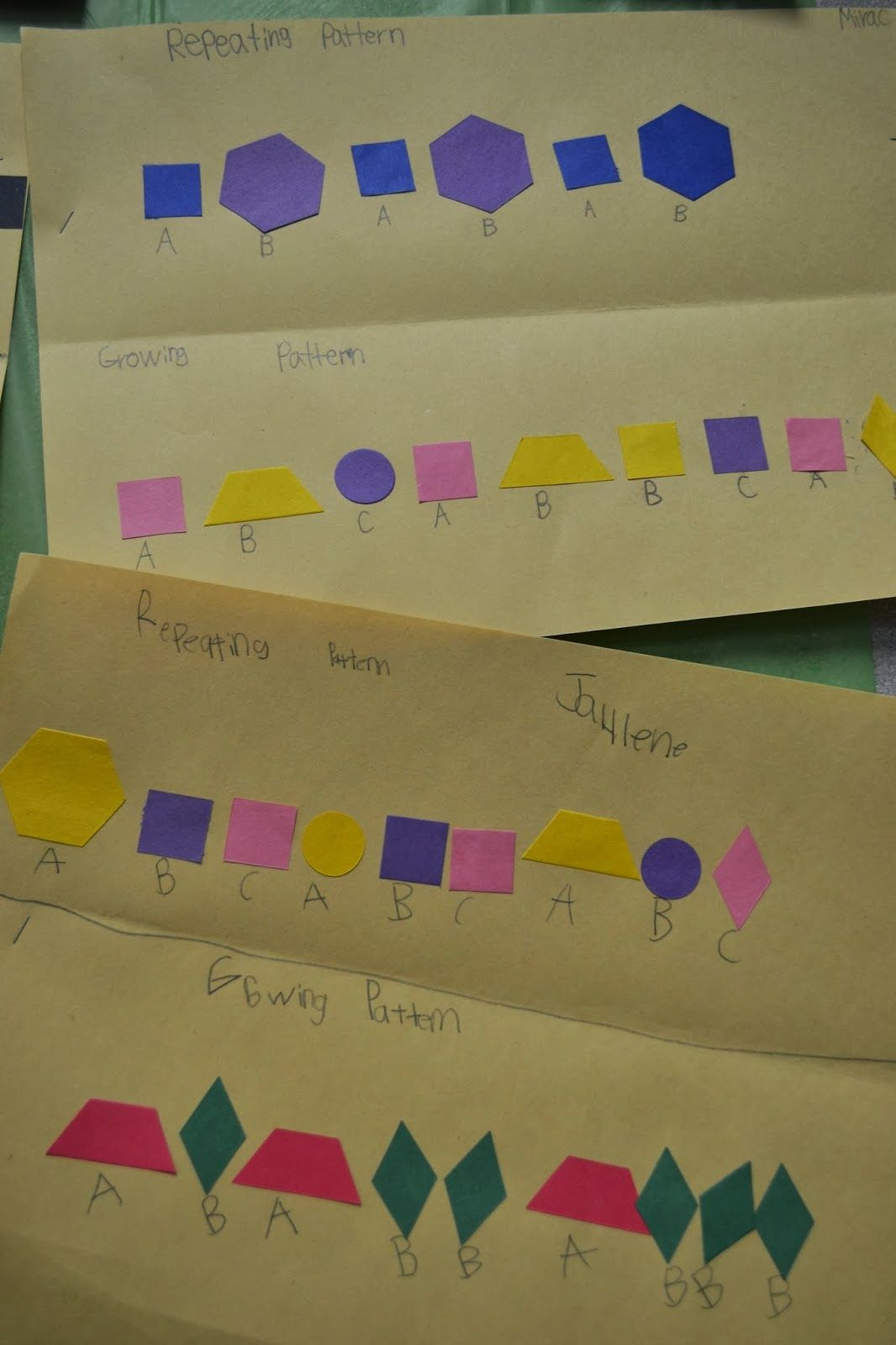 Repeating And Growing Patterns Counting By Twos Odds And