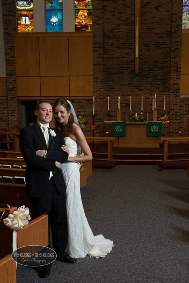 Christ Lutheran Church Normal Il Wedding
