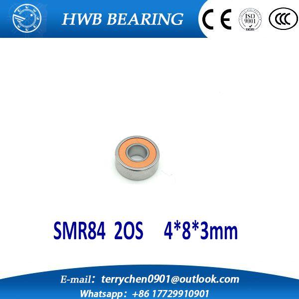 $9.70 (Buy here: https://alitems.com/g/1e8d114494ebda23ff8b16525dc3e8/?i=5&ulp=https%3A%2F%2Fwww.aliexpress.com%2Fitem%2F1PC-4X8X3mm-SMR84-2OS-CB-ABEC7-Stainless-Steel-Hybrid-Ceramic-Bearings-Fishing-Reel-Bearings%2F32718687042.html ) 2PC 4X8X3mm  SMR84 2OS CB ABEC7  Stainless Steel Hybrid Ceramic Bearings/Fishing Reel Bearings SMR84C 2OS SMR84-2RS for just $9.70
