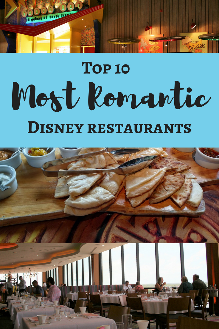 10 Most Romantic Restaurants In Disney World Disney World