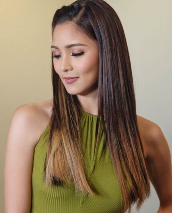 Image Result For Maja Salvador Hot Filipina Beauty Beauty Long Hair Styles