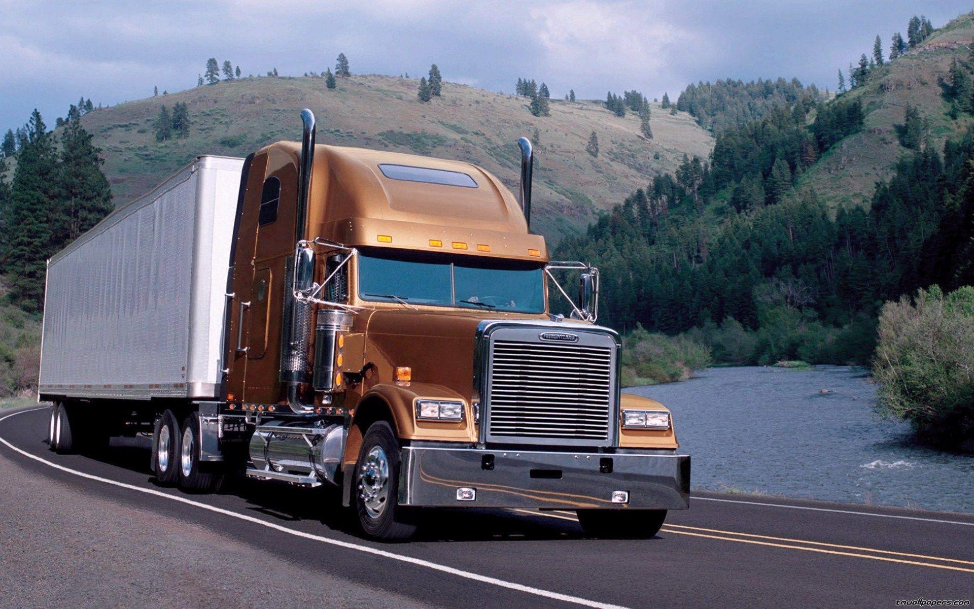 Truck HD Wallpapers Backgrounds Wallpaper