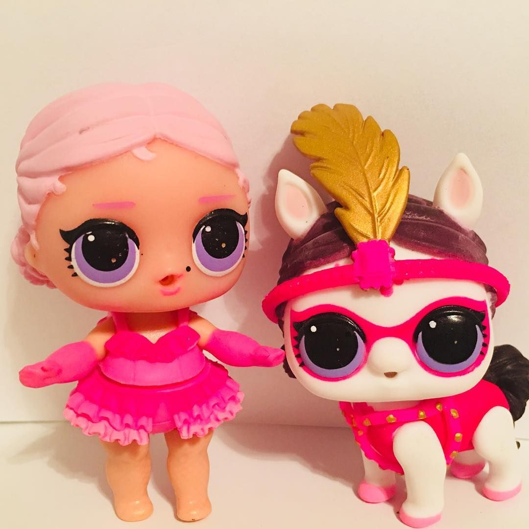 The Color Change On Show Pony Loldolls Lolsurprise