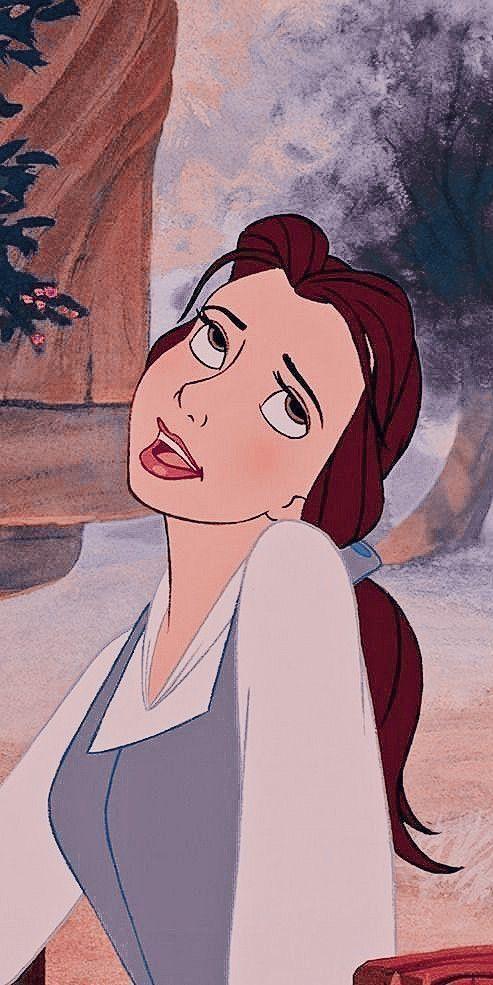 Disney's princesses wallpaper as iPhone background and lockscreen.