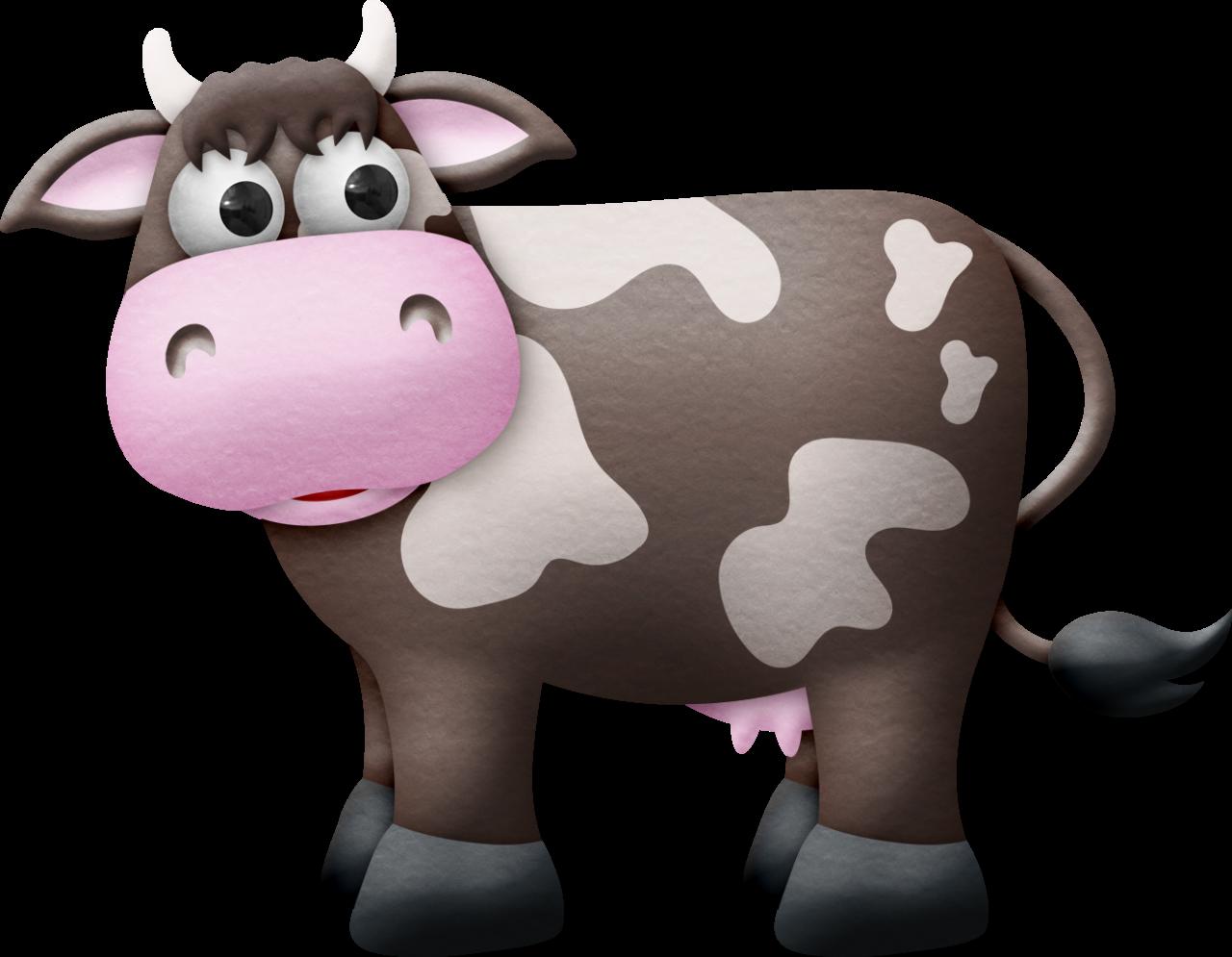 Корова детские картинки