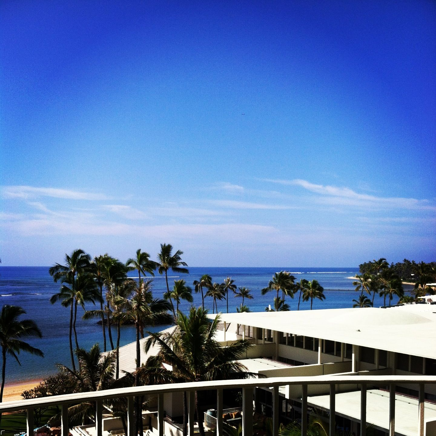Beach House For Rent Oahu: Beautiful Oceanfront View From Lanai...