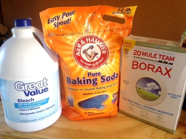 How to clean your pool and never go to the pool store again summer pinterest cleaning for What does baking soda do for a swimming pool