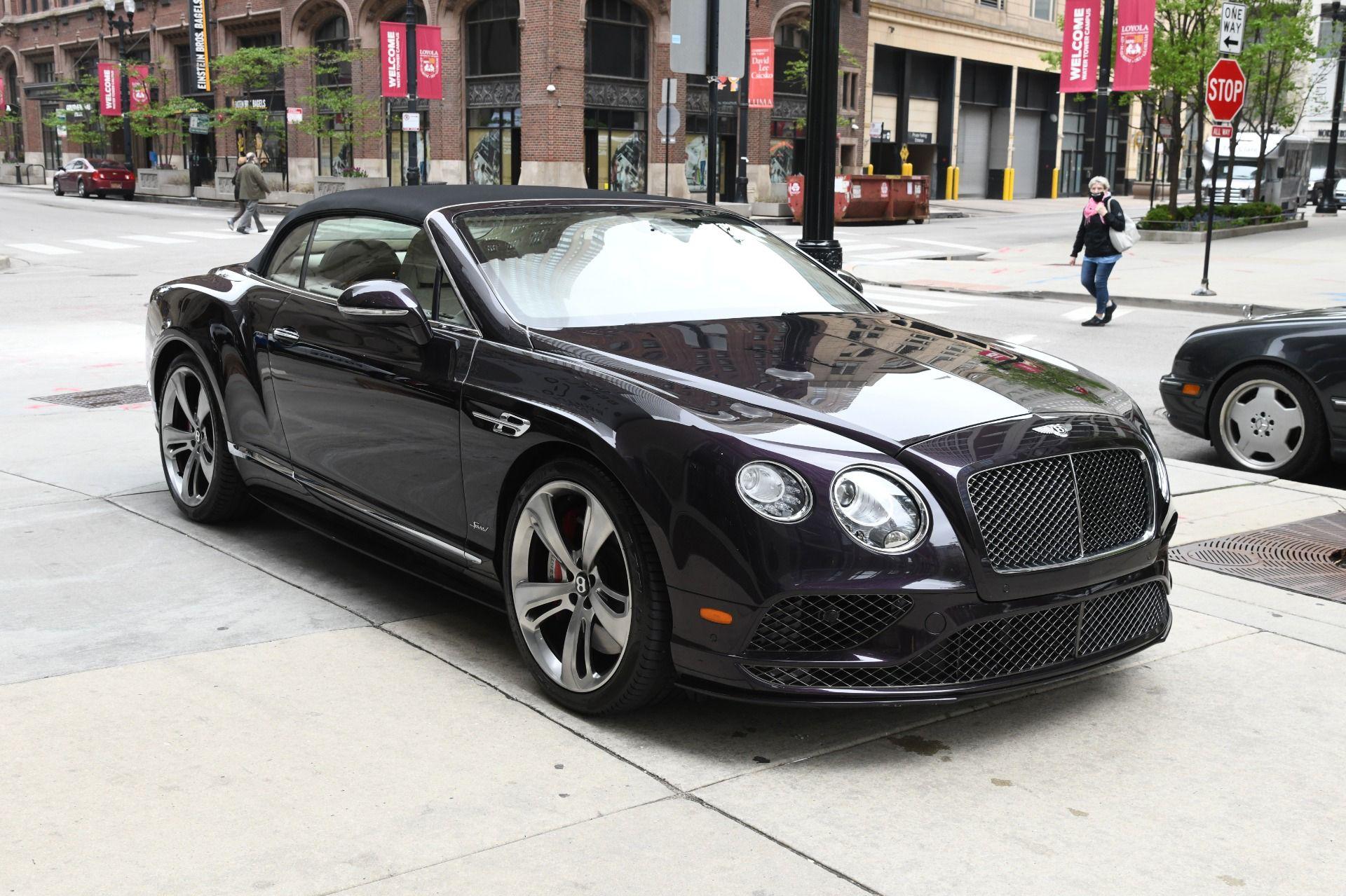 2016 Bentley Continental Gtc Speed Bentley Continental Bentley Car
