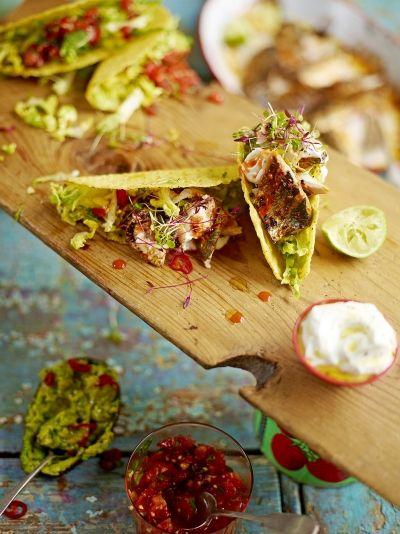 Herring Tacos Recipe Herring Recipes Fish Recipes Recipes