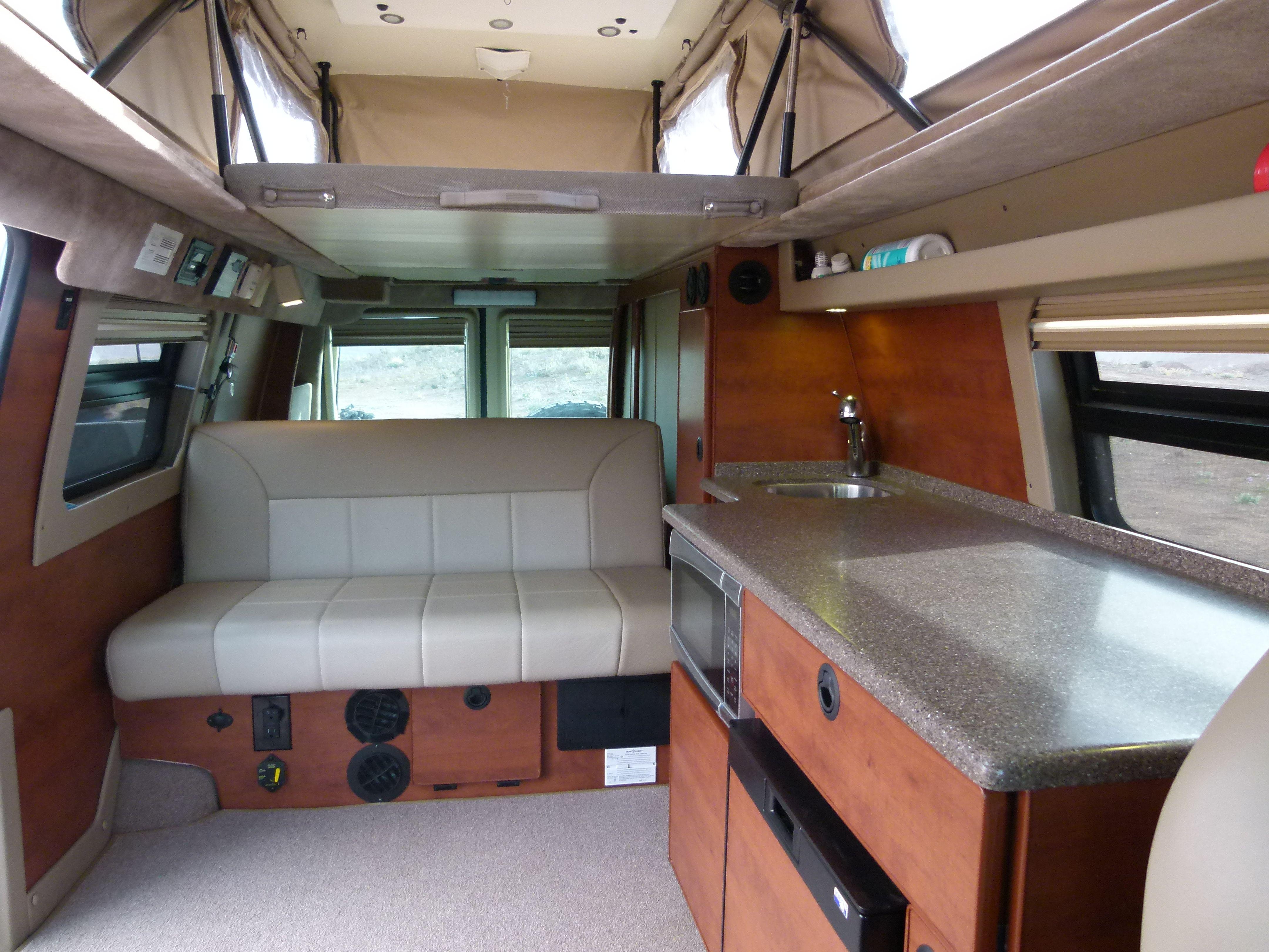 ee88cd5307 Sportsmobile Interior