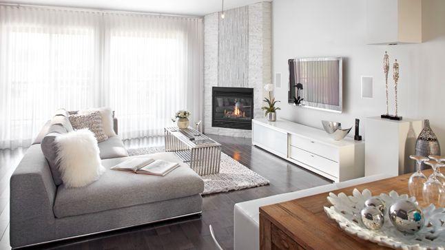 foyer de salon - Recherche Google | Foyer | Pinterest | Lignes ...