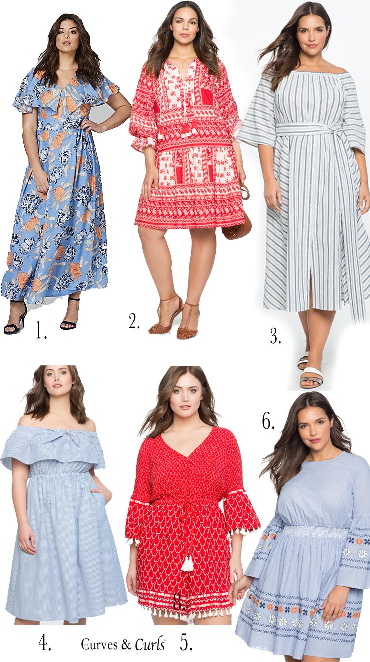 b3916b3fac Plus Size Resort Wear- Dresses | Look Good in Plus Size | Plus size ...