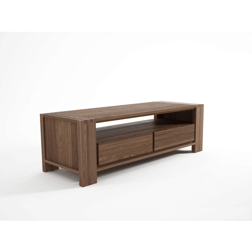 Dawson Tv Cabinet 2 Drawers This Fashionable Media Unit Is A Gorgeous Addition To Your Dwelling Room This Piece Of F Teak Furniture Furniture Online Furniture