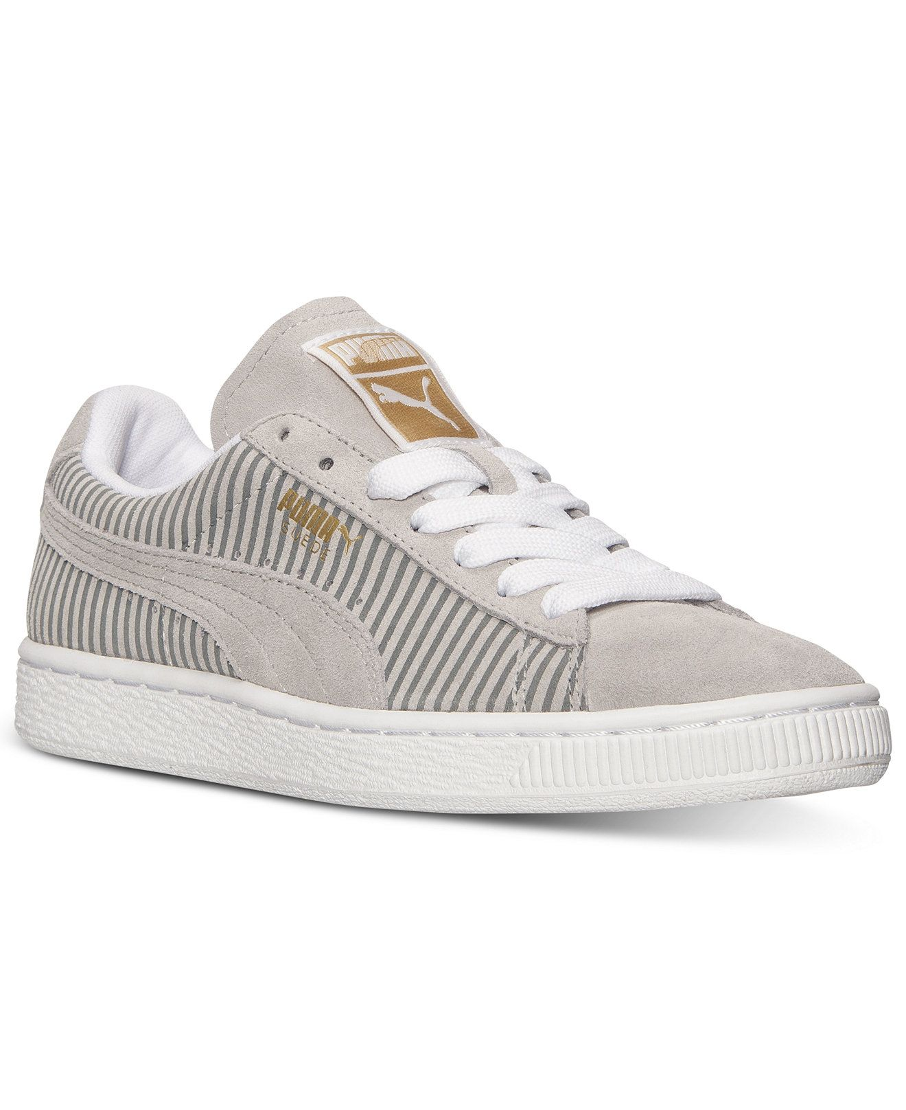 Puma Women s Suede Classic Lo Casual Sneakers from Finish Line - Finish Line  Athletic Shoes - Shoes - Macy s 9617b55aa