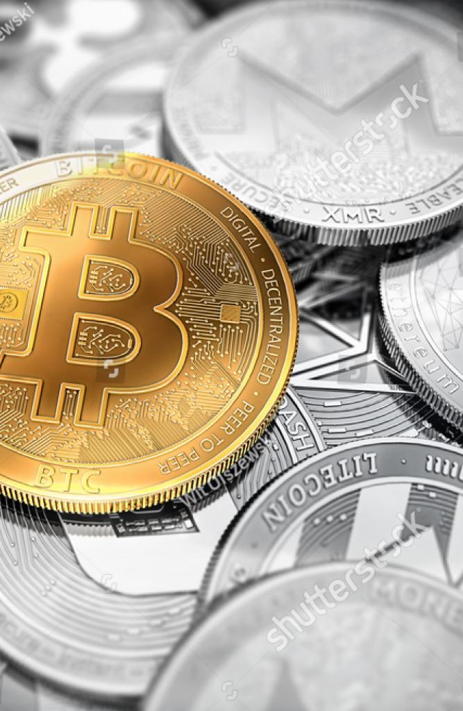 silver or bitcoin