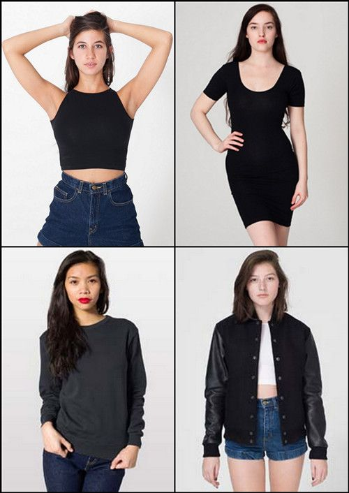 American Apparel for Women from NYFifth