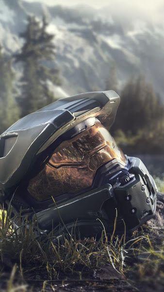 Halo Infinite, Master Chief, Helmet, 8K,7680×4320, Wallpaper – My Company