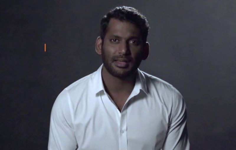 Vishal's request with 'Reach Disha' to put an end to psychological depression and suicide of children