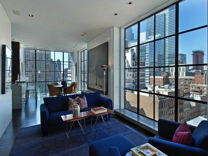 Warren windows nyc apartment penthouse apartment pent