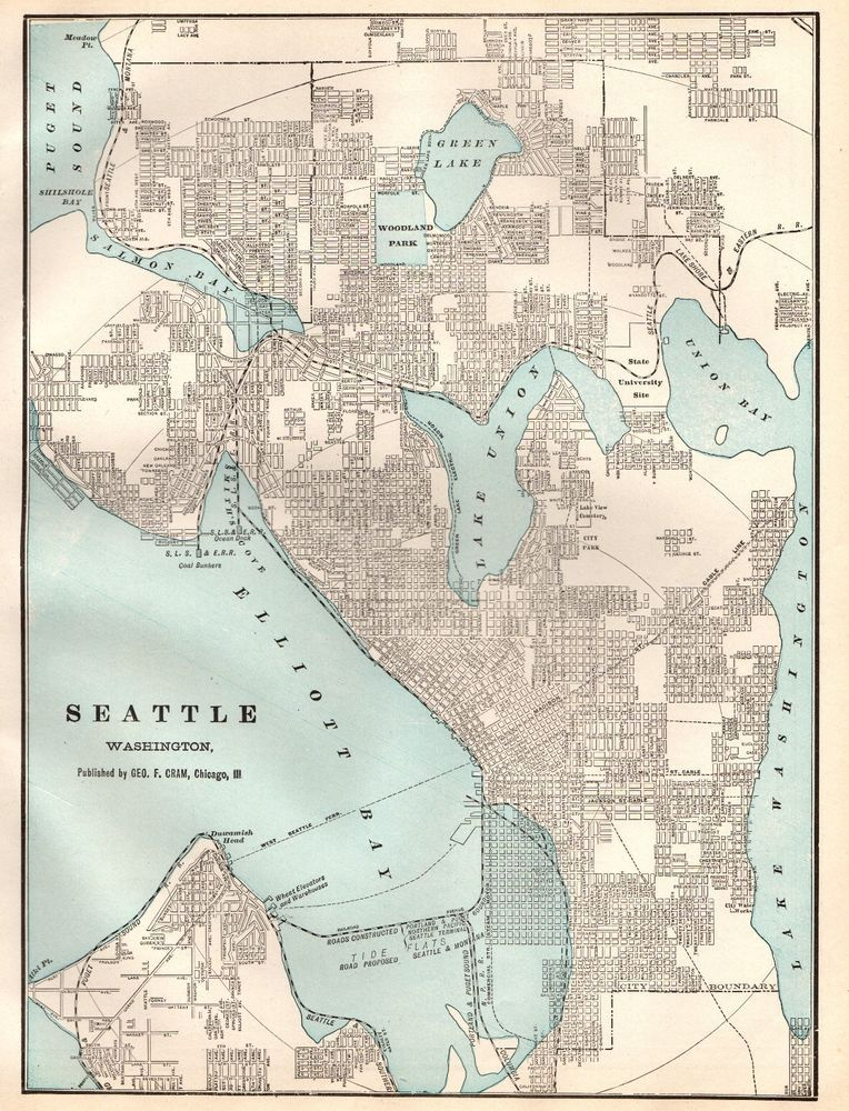 1902 Antique SEATTLE MAP Original Vintage Map of Seattle ... on puget sound regional council map, washington map, seattle visitors map, seattle city light map, time in seattle map, seattle city parks map, capital city map, seattle city limits map, visit seattle map, city md map, northshore school district map, seattle center map, seattle street map, downtown seattle walking map, los angeles seattle map, seattle pier map, seattle weather map, seattle tourist map, city road map seattle wa, king county map,