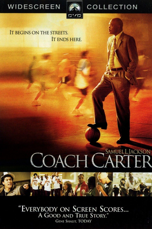 Coach Carter (2005) Coach carter, Inspirational movies