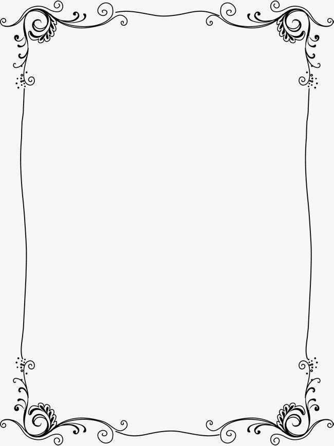 Borda transparente, Vertical Frame, Cartoon Vertical Frame, China ...
