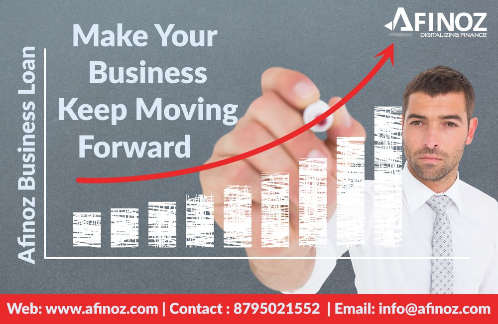 Business loan services from afinoz instant approval on