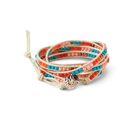 Spice of Life Wrap Bracelet from Arhaus Jewels on Catalog Spree