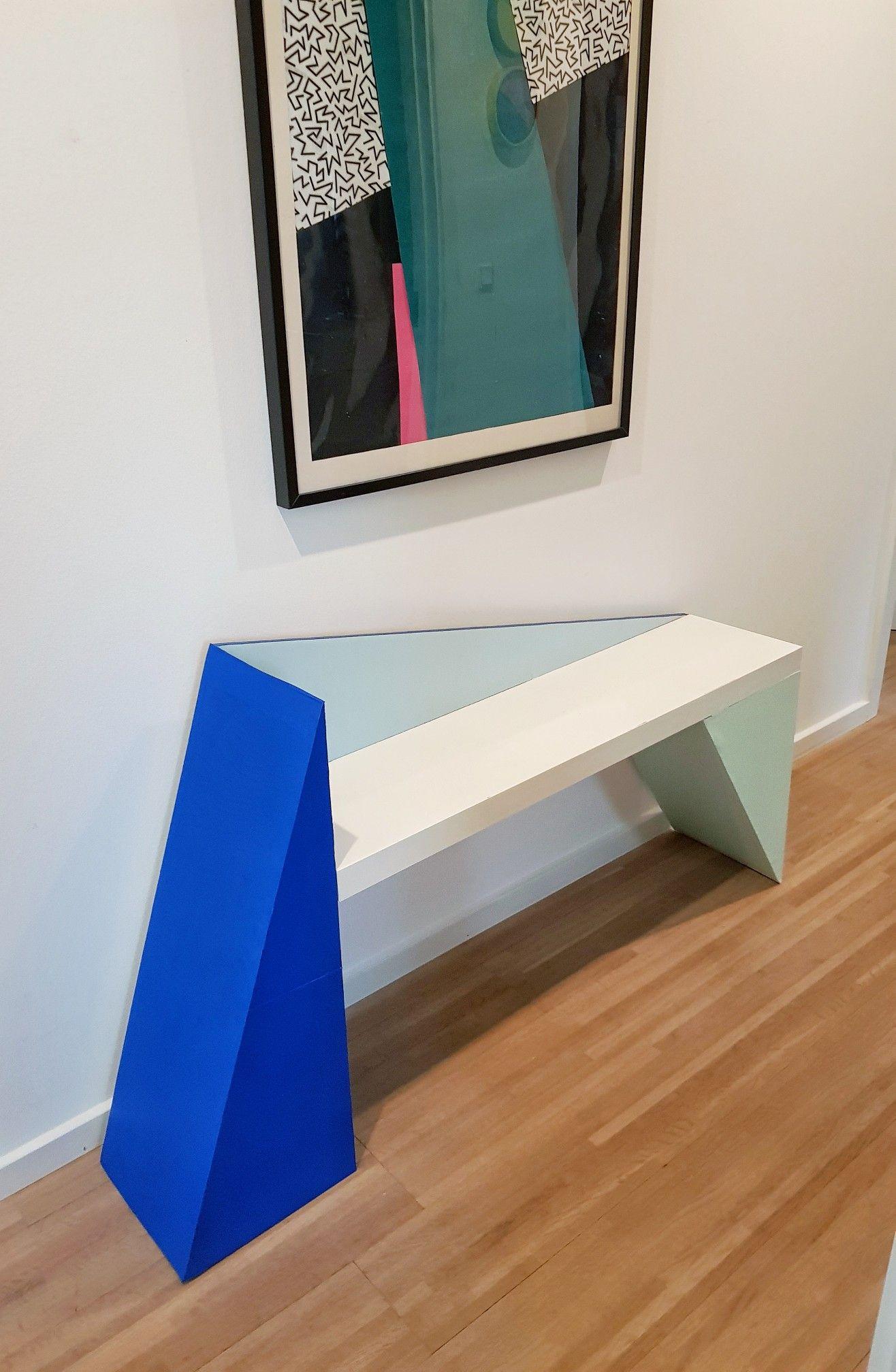Diy memephis design   Memphis design, Interior, My furniture