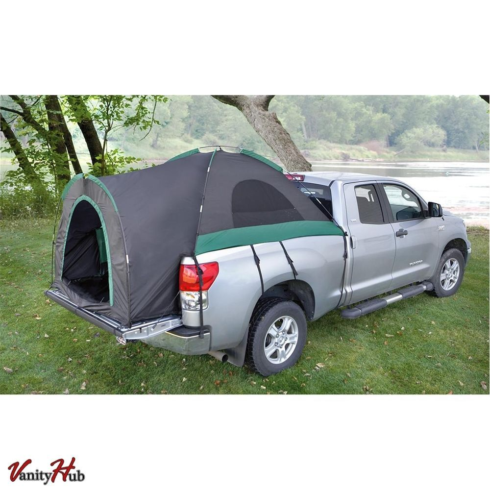 Pick Up Truck Bed Tent Suv Camping Outdoor Canopy Camper