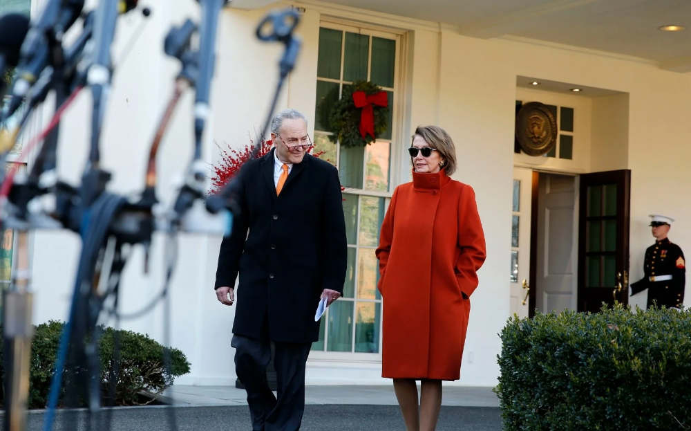 Nancy Pelosi S Red Coat Was Such A Moment It S Coming Back To Stores Red Coat Fashion Coat