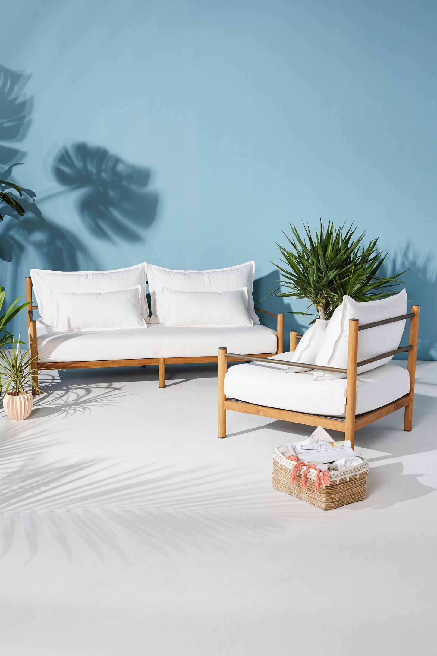 Alexandra Chair | Teak patio furniture, Indoor patio ...