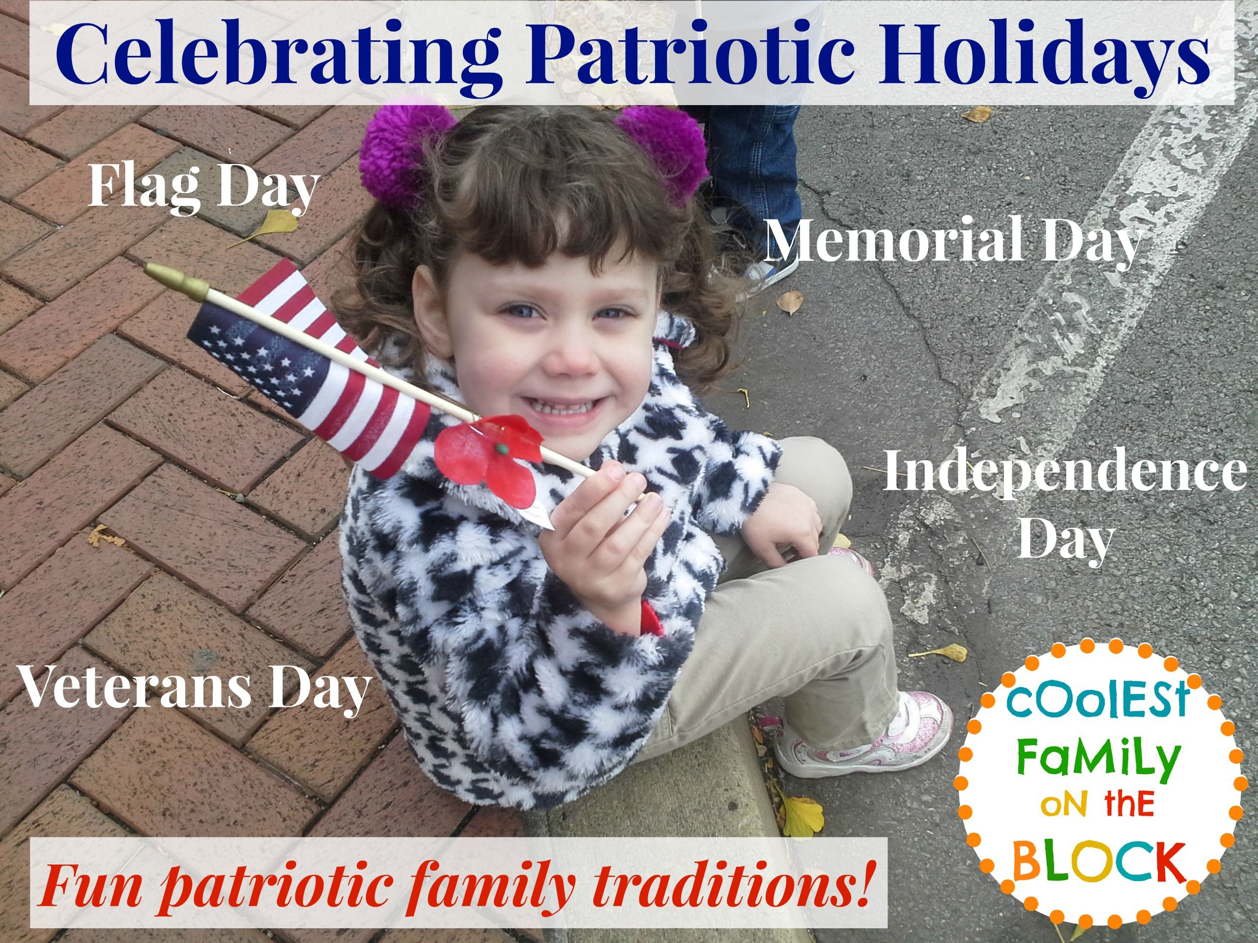 Celebrating Memorial Day Patriotic Traditions