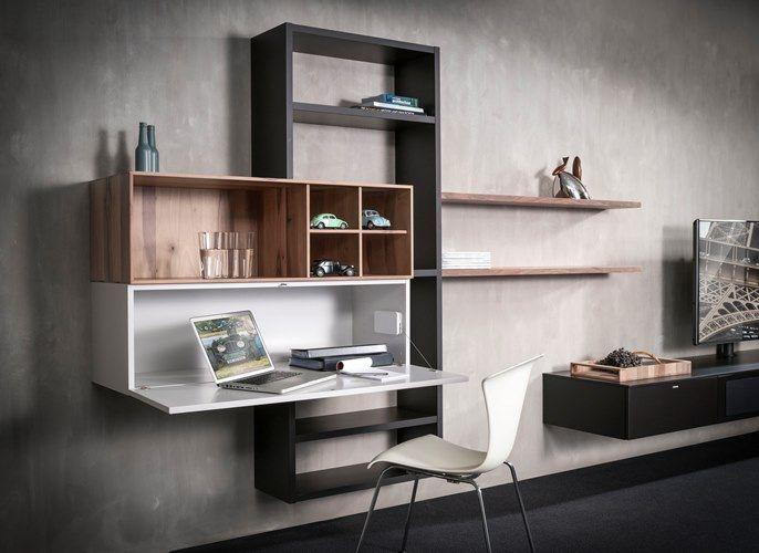 Design computermeubel of computertafel van Interstar | Woonkamer ...