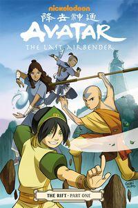 Avatar The Last Airbender Volume 7 Tpb The Rift Part 1 Avatar El Ultimo Maestro Aire Avatar La Leyenda De Aang Avatar Aang