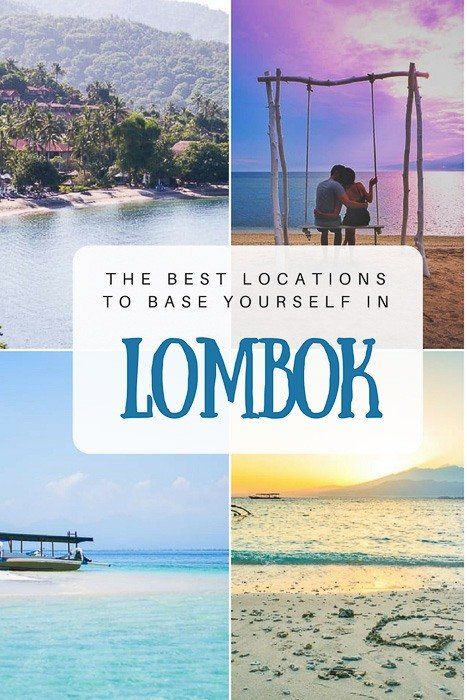 Where to stay in Lombok.  Lombok is absolutely stunning! Beaches with turquoise water, lush tropical mountains and palm trees as far as the eye can see. So where should you base yourself to see all the delights this island paradise has to offer? This post has got you covered, detailing all the main tourist hubs with tips on where to stay, what to do and how to get around.