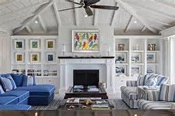 Beach Cottage Living Room - Bing Images