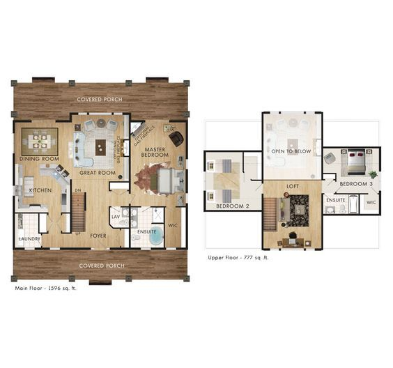 Beaver Homes and Cottages Prescott Floor Plan – Beaver Homes Floor Plans