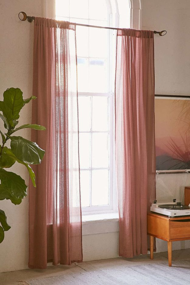 These Gauze Curtains That Ll Transform Your Room Into The Most