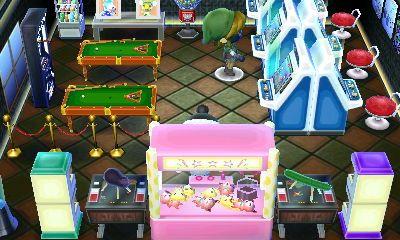Arcade Arcade Game Room Animal Crossing Arcade