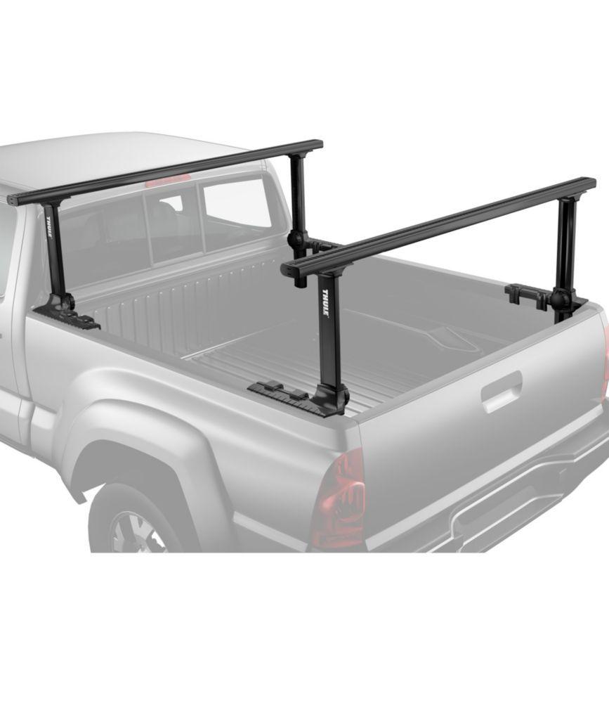 Thule 500xt Xsporter Pro Truck Rack Racking System Trucks Wind