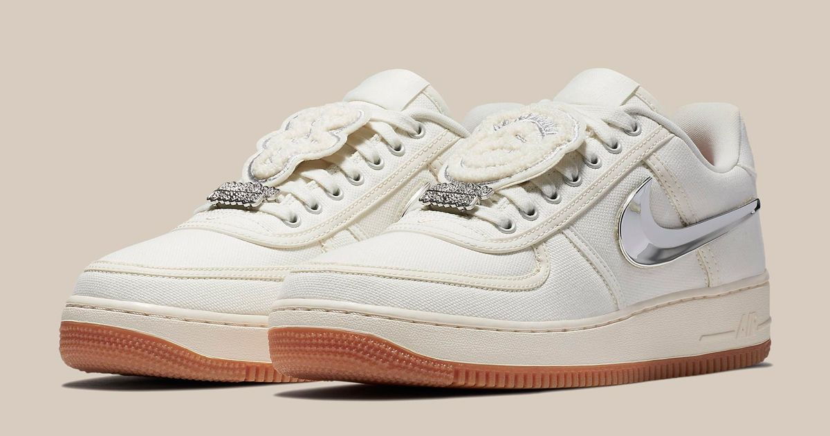 Where To Buy This Weekend S Travis Scott X Air Force 1 Sneakers