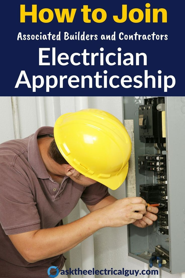 Join the ABC Electrician Apprenticeship in 2020 ...
